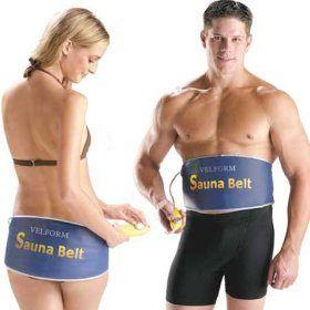 Zώνη αδυνατίσματος - Sauna belt (Υγεία & Ευεξία)